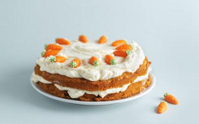 Kuchen für den Osterhasen